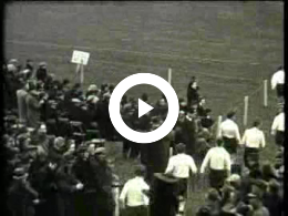 Keyframe of AV2039 Achilles wedstrijd tegen Sneek; W. Hofstee; 1939