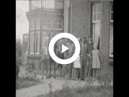Keyframe of Sluis familiefilms - Familiebijeenkomst ter gelegenheid van bezoek uit de VS