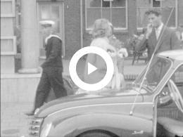 Keyframe of VIERDAAGSE NIJMEGEN 1954 EN 1956, VAKANTIES JAREN 60