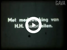 Keyframe of Verkeersfilm / C. van der Mei, 1934