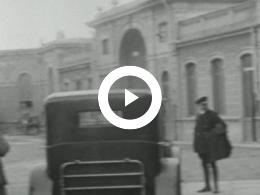 Keyframe of VAKANTIEFILM FRANKRIJK EN ITALIE 1929
