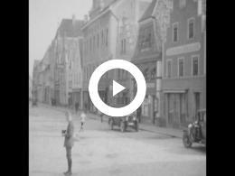 Keyframe of Sluis familiefilms - Oom Joost en tante Cor op reis (2)