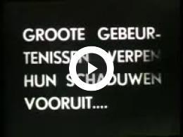 Keyframe of AV783 Groote gebeurtenissen werpen hun schaduw vooruit. Koninklijke bezoeken Assen, Annen en Zuidlaren; Hertz; circa 1948-1982