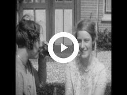 Keyframe of Sluis familiefilms - Thuis Weesperlaan 49