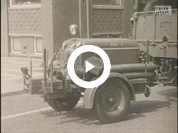 Keyframe of Bedrijfsbrandweer Foxhol en provinciale brandweerwedstrijden, klasse II