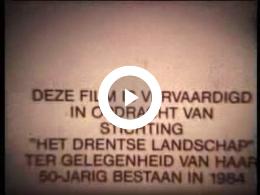 Keyframe of AV1326 Allerhande Drents Landschap; K. Nijmeijer; circa 1984