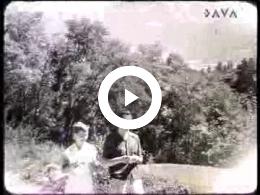 Keyframe of AV208 Zwitserland en Drenthe; J. Poortman; waarschijnlijk jaren '50