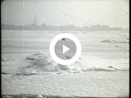 Keyframe of Elfmerentocht 1954, 01-02-1954