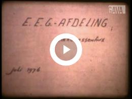 Keyframe of EEG-afdeling Diakonessenhuis 1976