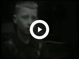 Keyframe of AV2136 DABO film 5; Vermoedelijk de heer Lambers, destijds directeur van de DABO; jaren '40 of '50