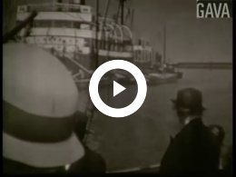 Keyframe of Diverse films Wagenborg / G. Wagenborg, circa 1935-1940