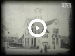 Keyframe of Dorpsfilm Uithuizermeeden 1954 Deel 1