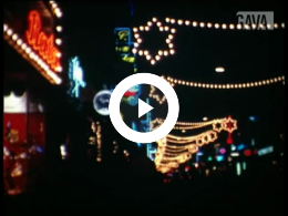 Keyframe of Kerstverlichting Groningen 1967