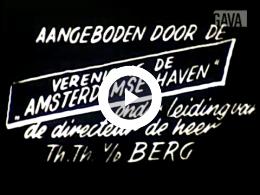 Keyframe of De Commerciële Club Groningen / J. Thie, circa 1949