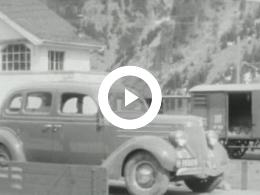 Keyframe of VAKANTIEFILM ZWITSERLAND - ITALIE 1937