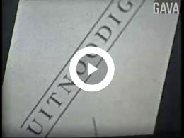 Keyframe of Propagandabijeenkomst Smalfilmliga 1938 / J. Thie, 30-03-1940