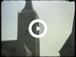 Keyframe of AV2143 DABO film 12; Vermoedelijk de heer Lambers, destijds directeur van de DABO; jaren '50