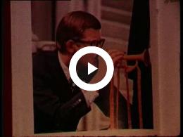 Keyframe of AV2182 Regeringsjubileum Juliana 5 sept. 1973, deel 2; Peter Veen; 1973