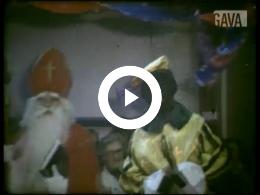 Keyframe of Bekenkampschool: Sinterklaas en feestjes / R. Houwerzijl, circa 1977-1978