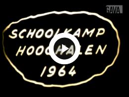 Keyframe of Bekenkampschool in Hooghalen 1964