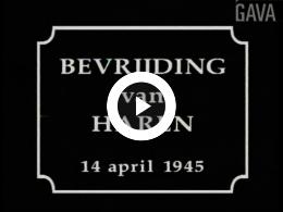 Keyframe of De bevrijding van Haren / G. Smit, 14 april 1945