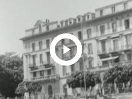 Keyframe of VAKANTIE ITALIE 1937 DEEL 4