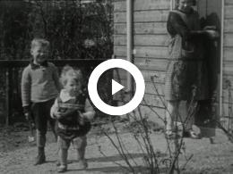 Keyframe of MARIEKE VELP, DEN HAAG, LAAG- KEPPEL 1928