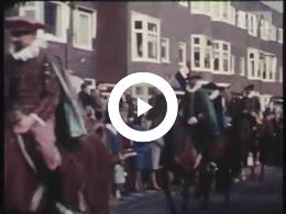 Keyframe of Historische optocht Groningen