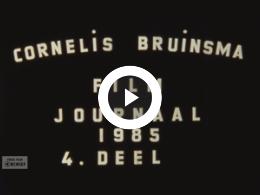 Keyframe of Leeuwarder Journaal, 1985, deel IV, 1985