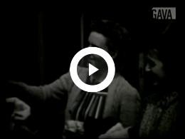 Keyframe of Zwemfilm / H. Nicolaï, 1945-1950