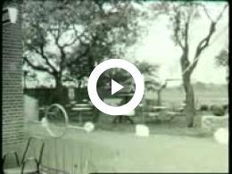 Keyframe of AV2189 Dorpsfilm Dwingeloo deel 2; J.W.L. Adolfs; 1963