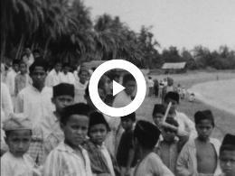 Keyframe of NEDERLANDS-INDIË EN NEDERLAND JAREN 20 EN 30 - MOLUKKEN THUISREIS