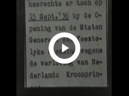 Keyframe of Stadsbeelden Den Haag (2)