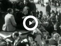 Keyframe of BEVRIJDINGSINTOCHT IN MEI 1945
