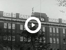 Keyframe of CATS PAPIERGROOTHANDEL ROTTERDAM IN BEDRIJF
