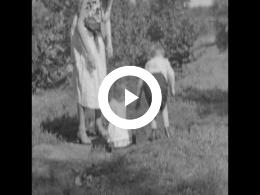 Keyframe of AMATEURFILMS CAREL GUSTAAF OLIE JR. - Diverse familiebeelden