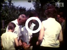 Keyframe of Grasbaanraces / onbekend, circa 1960-1970