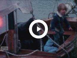 Keyframe of Woonboot Joure, najaar 1975
