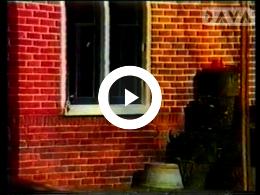 Keyframe of AV742 Onderduiken, 50 jaar na dato; Vink, Aad (camera en montage); vermoedelijk 1995