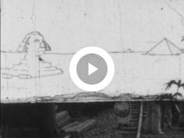 Keyframe of O.A. VLIEGTUIGRAMP DIEPERING 1936