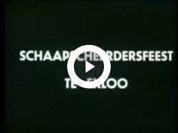 Keyframe of AV740 Schaapscheerdersfeest 1962 te Exloo; 1962