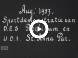 Keyframe of Dorpsfilm 1953 II, 1953
