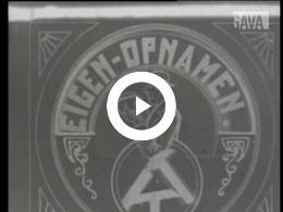 Keyframe of Winter 1947 en diversen / K. Terpstra, circa 1940-1948