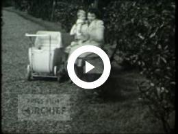 Keyframe of Park + badje, 1942