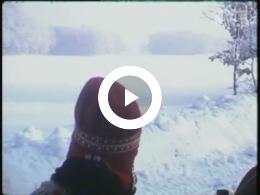 Keyframe of Met paard en wagen in de sneeuw
