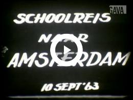 Keyframe of Bekenkampschool naar Amsterdam 1963 / C.R. Tiddens, 1963