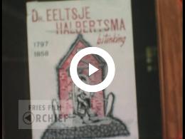 Keyframe of Herdenking Eeltsje Halbertsma, vakanties en feest, 1958,1960,1965,1965
