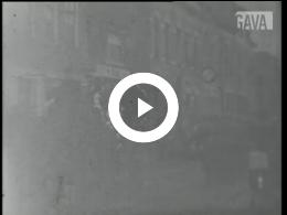 Keyframe of Begrafenis te Hoogkerk / P. Mulder, circa 1 december 1946