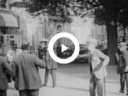 Keyframe of CONFERENTIE IN DEN HAAG 1929