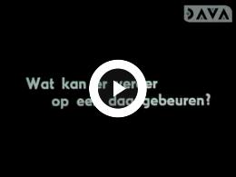 Keyframe of AV2931 Winterwerk De Berkenhof, deel 4; Mevr. G.G. Brouwers-Hadders uit Emmen; jaren '50